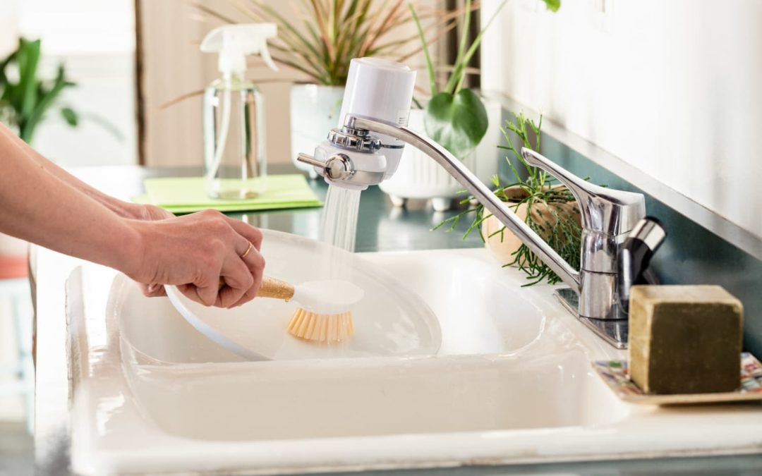 This Ingenious Amazon Find Will Completely Improve the Way You Hand-Wash Dishes