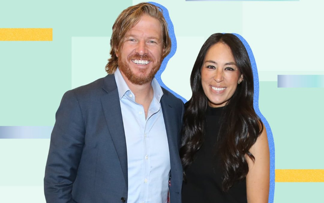 This Is Why Chip and Joanna Gaines Painted Their Son's Nursery Gray