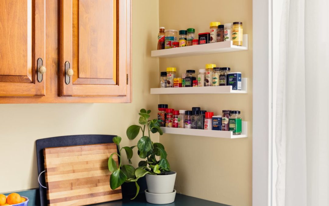 This Small-Space Solution Made Me Love Cooking for the