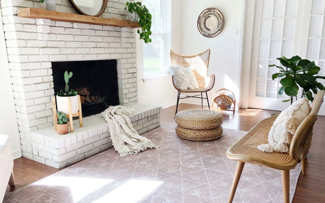 We Tried One of Ruggable's Washable Rugs—And It's a Total Game Changer (and 15% Off Right Now!)