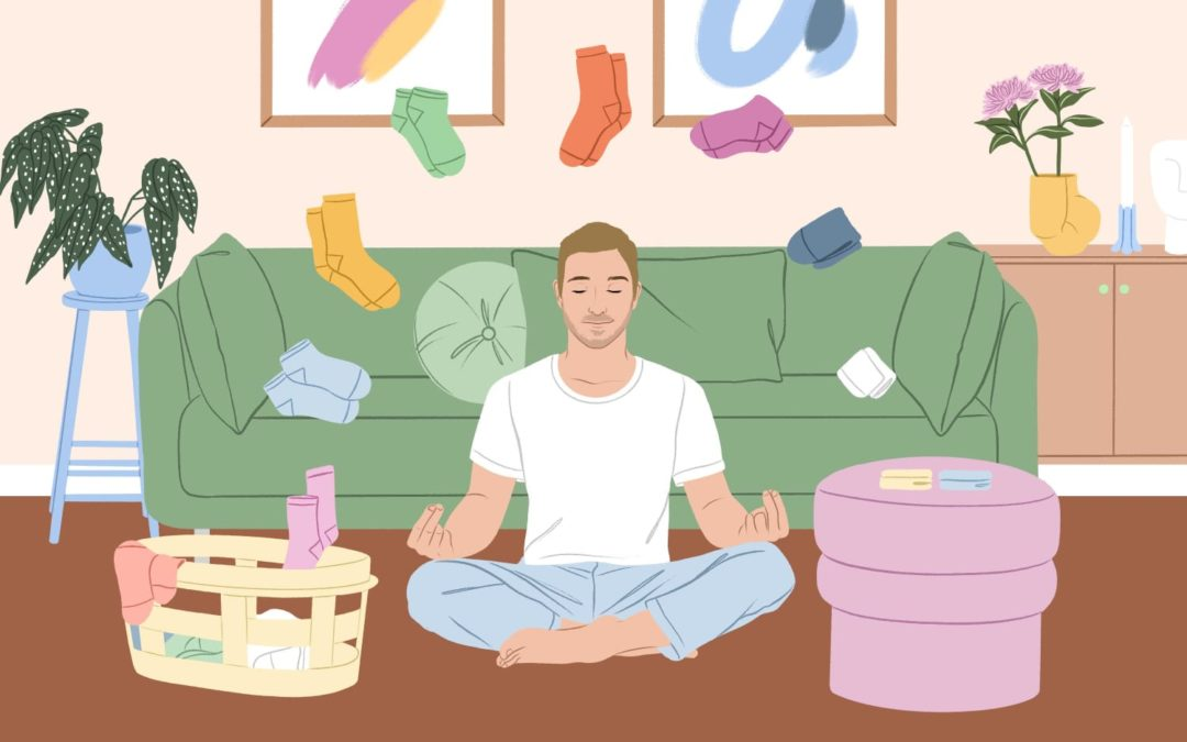 When the World Feels Like It's Devolving into Chaos, Fold Some Socks