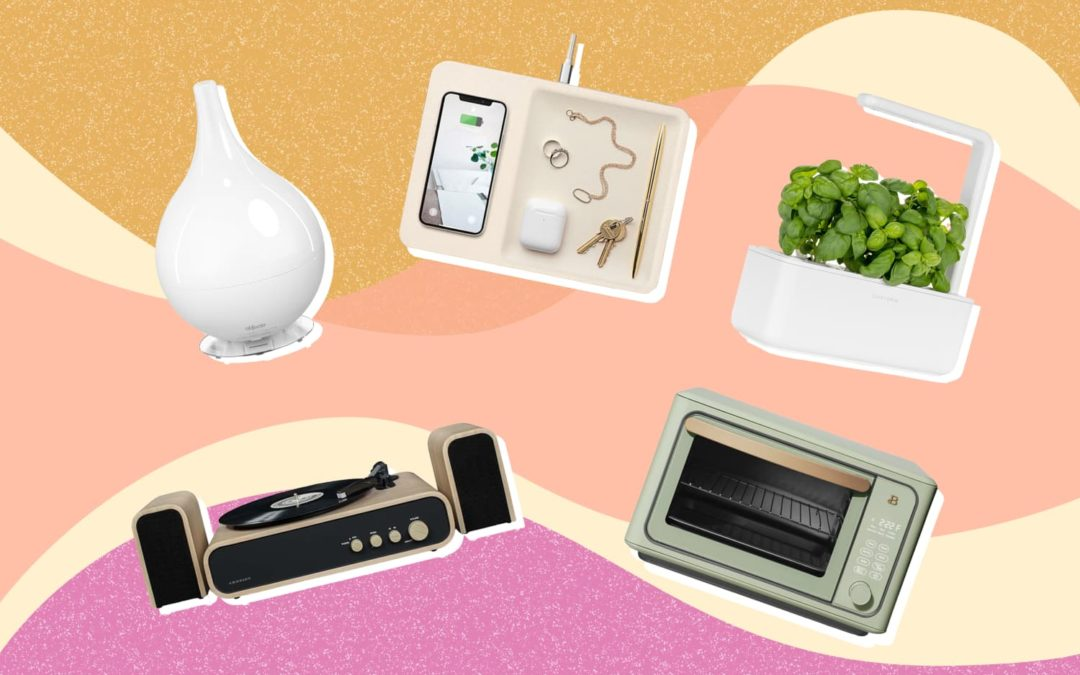 21 Home Tech Gifts That Are So Chic You'll Want to Show Them Off