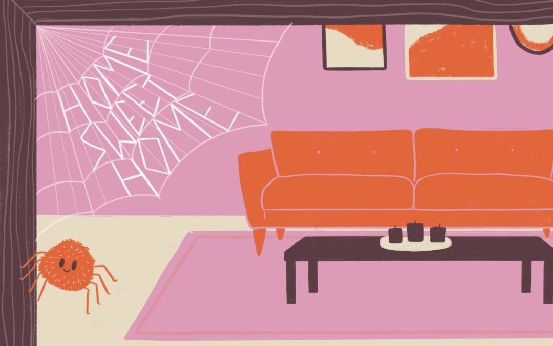 4 Truths About Cleaning Away Spider Webs at Home, According to an Arachnologist
