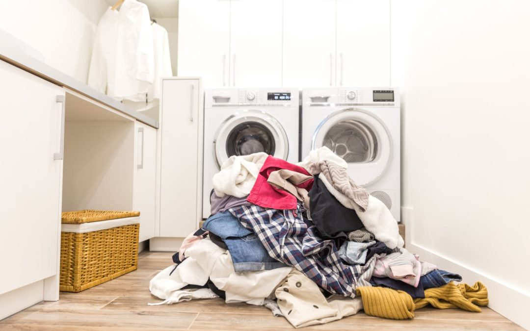 4 Ways Any Parent Can Tackle a Never-Ending Mountain of Laundry