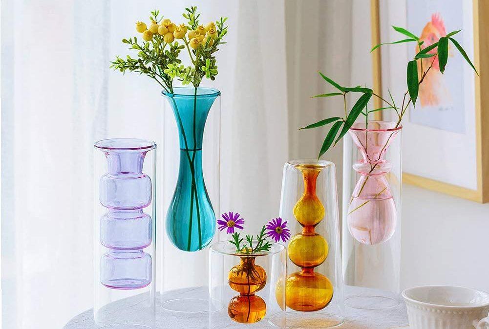 51 Bud Vases for Go-Anywhere Botanical Decor