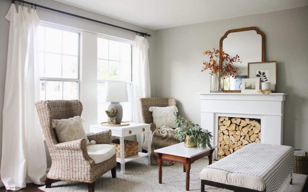 A Furniture Flipper's Denver Home Is Full of Fabulous Budget Furniture Facelifts