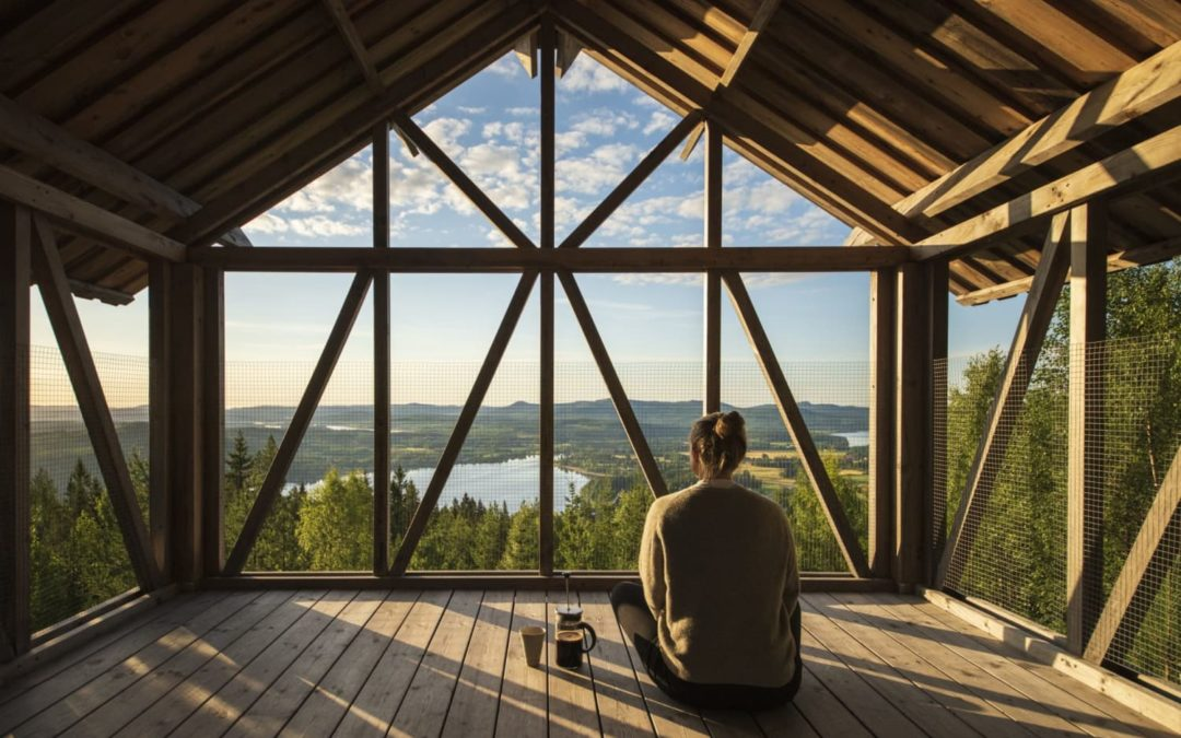 Archtober is Hosting Virtual Seminars About the Role of Wood in Buildings