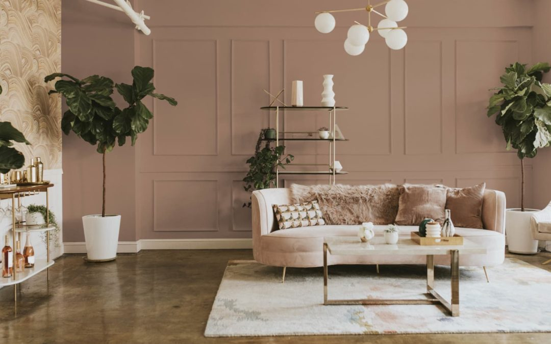 Dunn-Edwards' 2022 Color of the Year is Here, and It's An Autumnal Delight