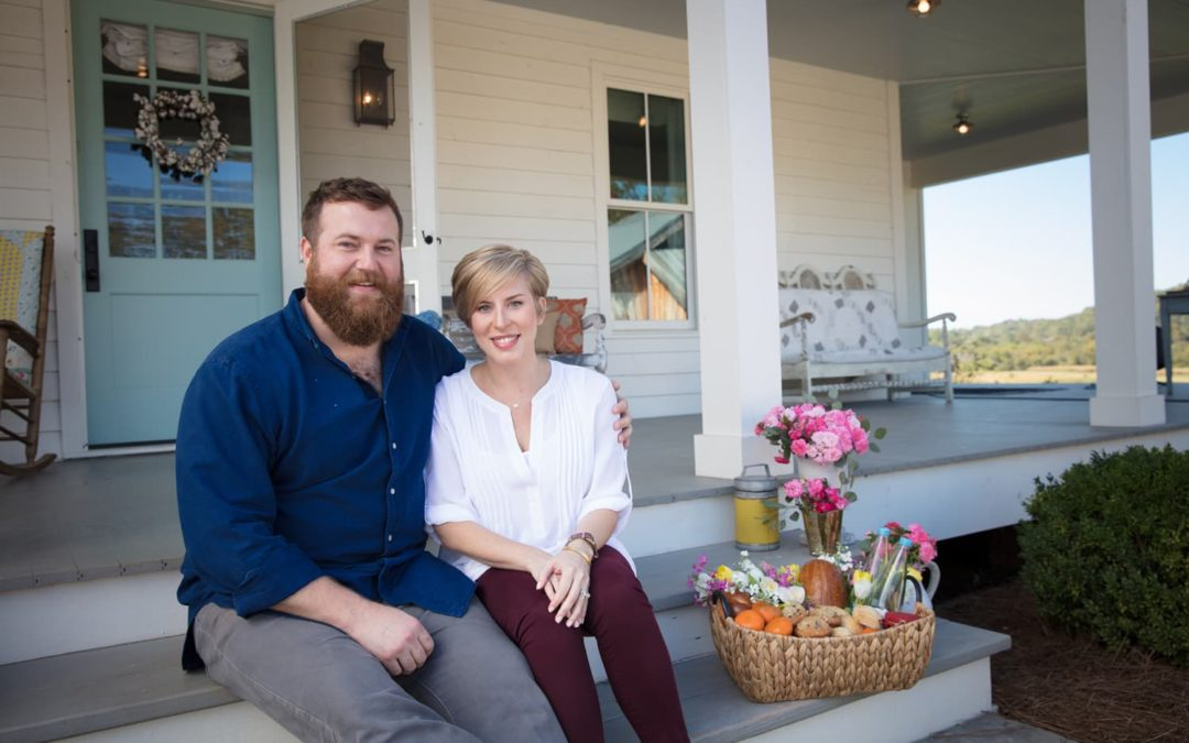 Erin Napier Just Revealed a Sweet Home Detail Inspired By Her Grandmother's Pantry
