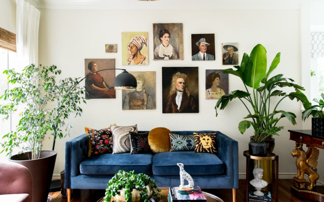 Here's How to Get the Gallery Wall Look That's All Over Instagram on a Budget