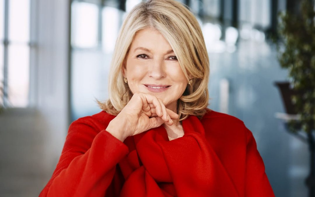 Martha Stewart Revealed She Uses a WFH Hack That Is So Relatable