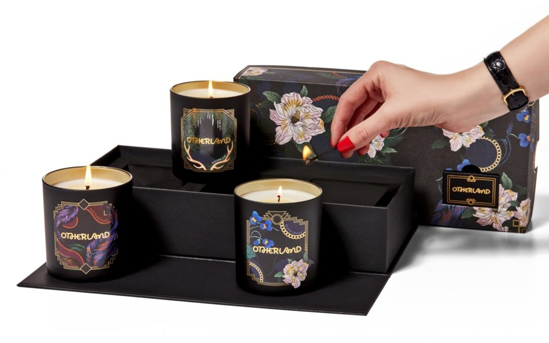 Otherland's Popular Holiday Candle Collection Is Back, and the Scents Are Magical