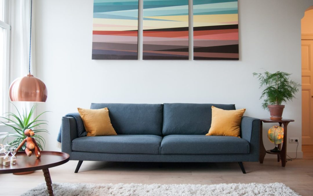 Score Dreamy Deals on Sleeper Sofas from Overstock's Holiday Home Sale