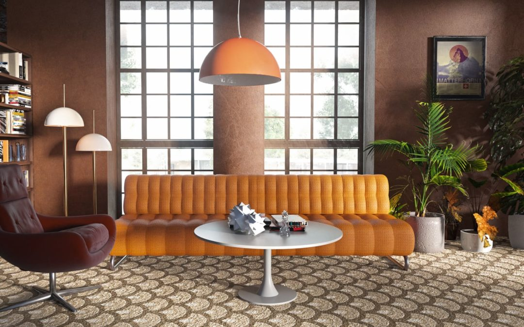 See 70 Years of IKEA Living Rooms in 90 Seconds
