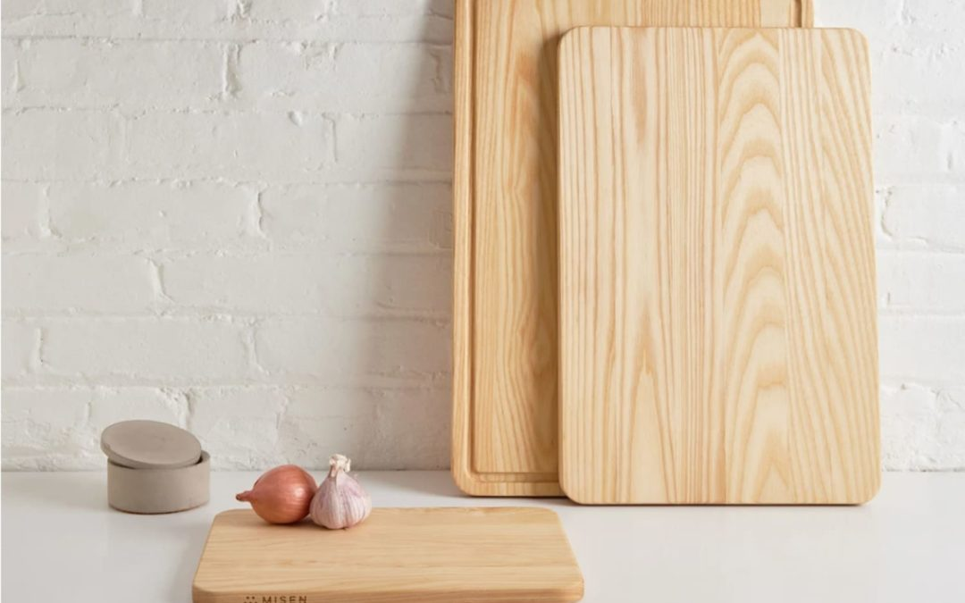 The Brand Behind This Editor-Favorite Knife Company Just Launched a Must-Have Cutting Board