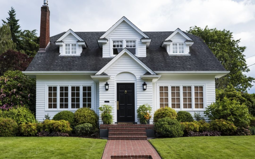 These Are the Best Colors to Paint Your House Based on Its Architectural Style