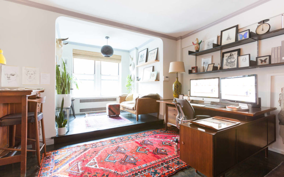 These Warm, Richly Hued Rugs are Perfect for Ushering in Fall and Winter