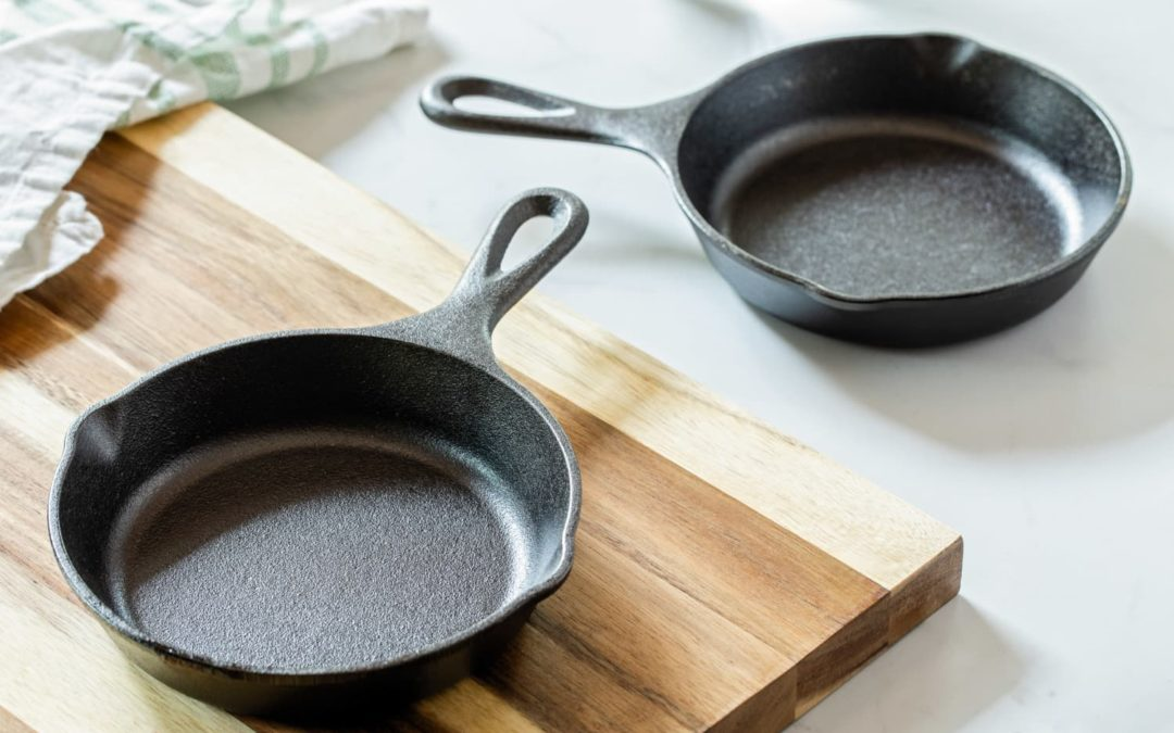 This $15 Tool That Makes Cleaning My Cast Iron Pan Effortless