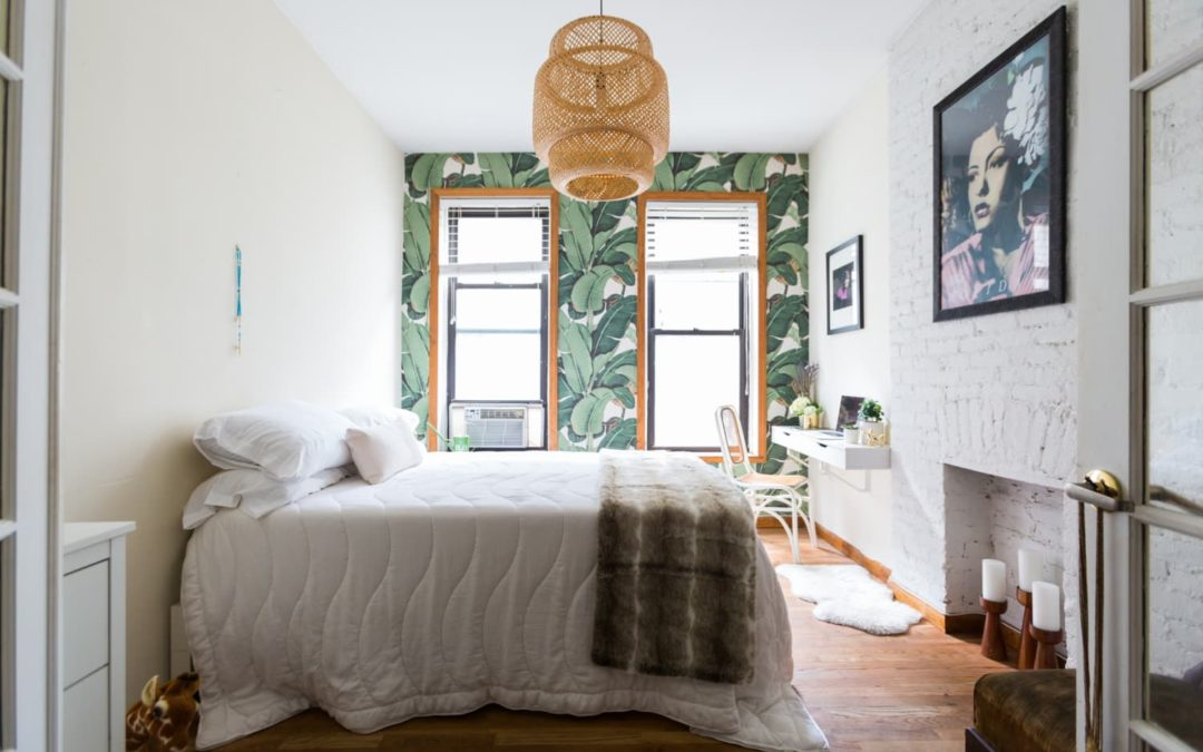 This Unconventional Furniture Layout Trick Is a Major Space Saver