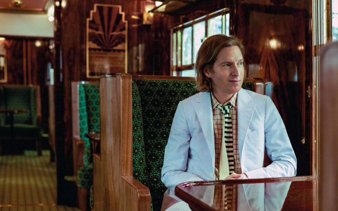 Wes Anderson Designed a 1950s Train Carriage That You Can Travel On